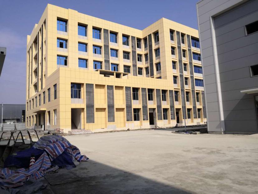 徐州高新区装备制造园,独栋标准厂房出租!