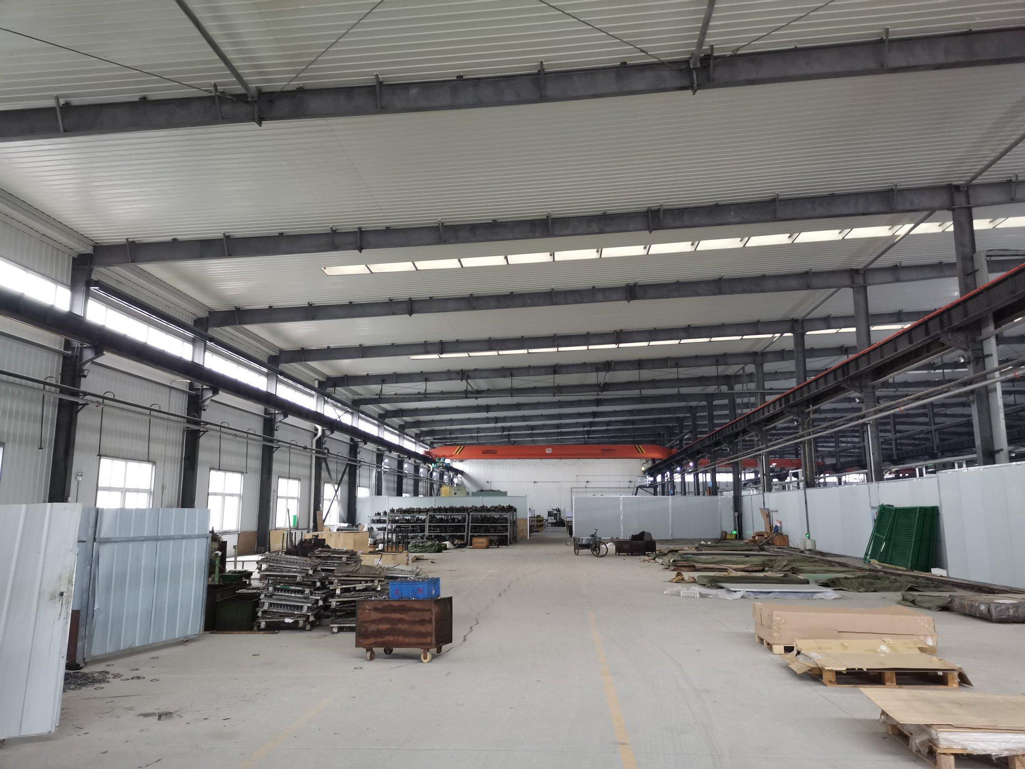 丰县师寨镇1000平厂房,带5吨航车,配套齐全