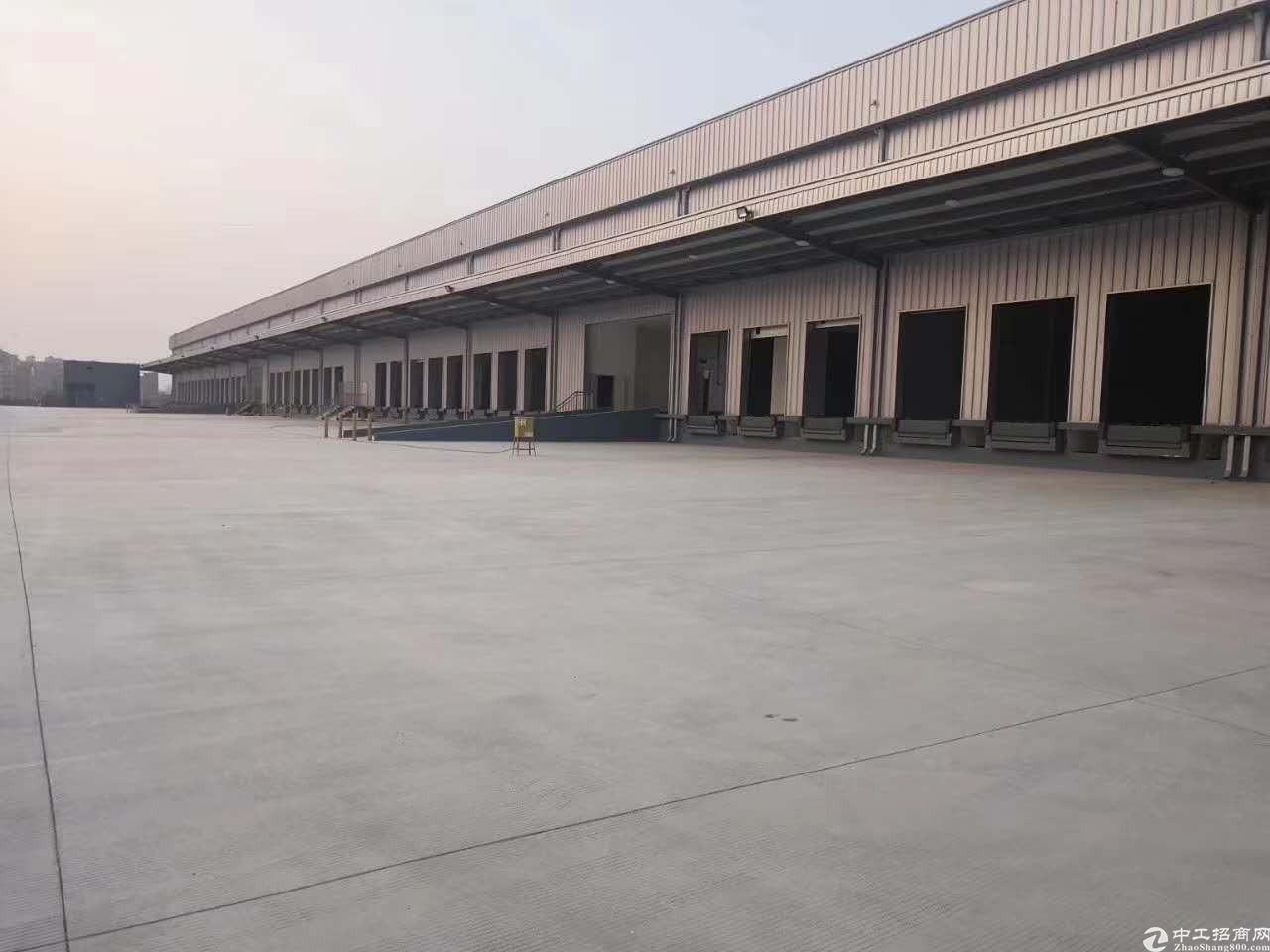 东莞新出10米高仓库10000平米带卸货平台可做万博app官方下载