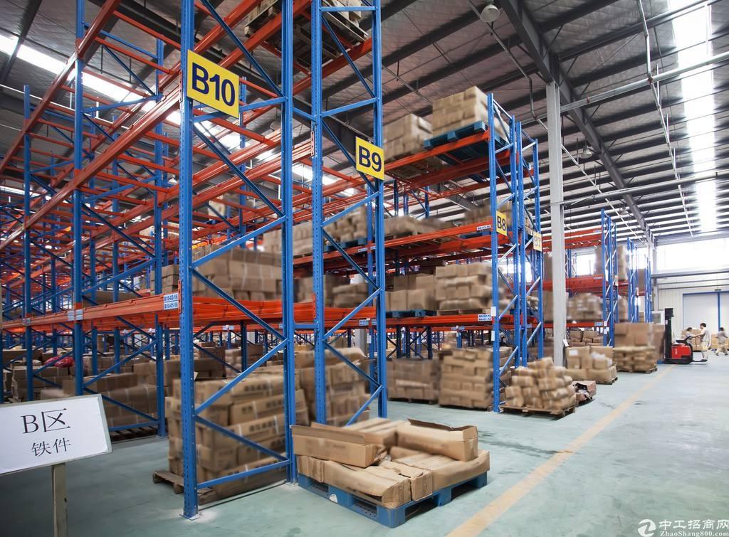 新出高标准物流仓15000平米空地6000带卸货平台