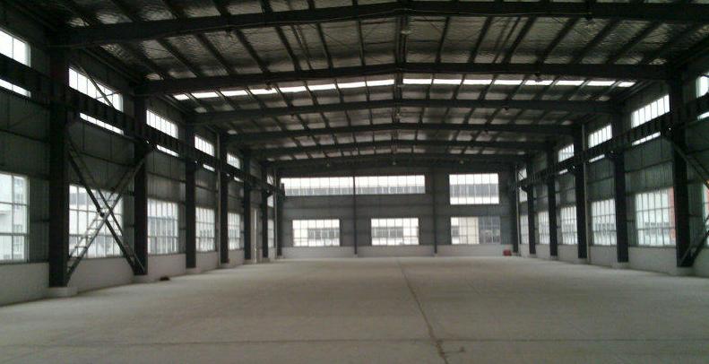 长沙高新区钢结构万博app官方下载出租层高12.2米