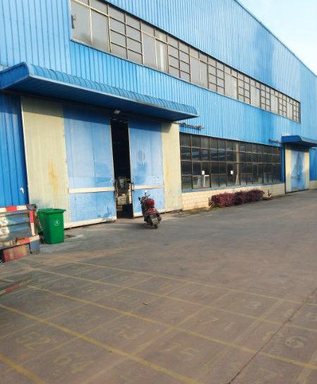 长沙经开区2100平米标准钢构万博app官方下载出租
