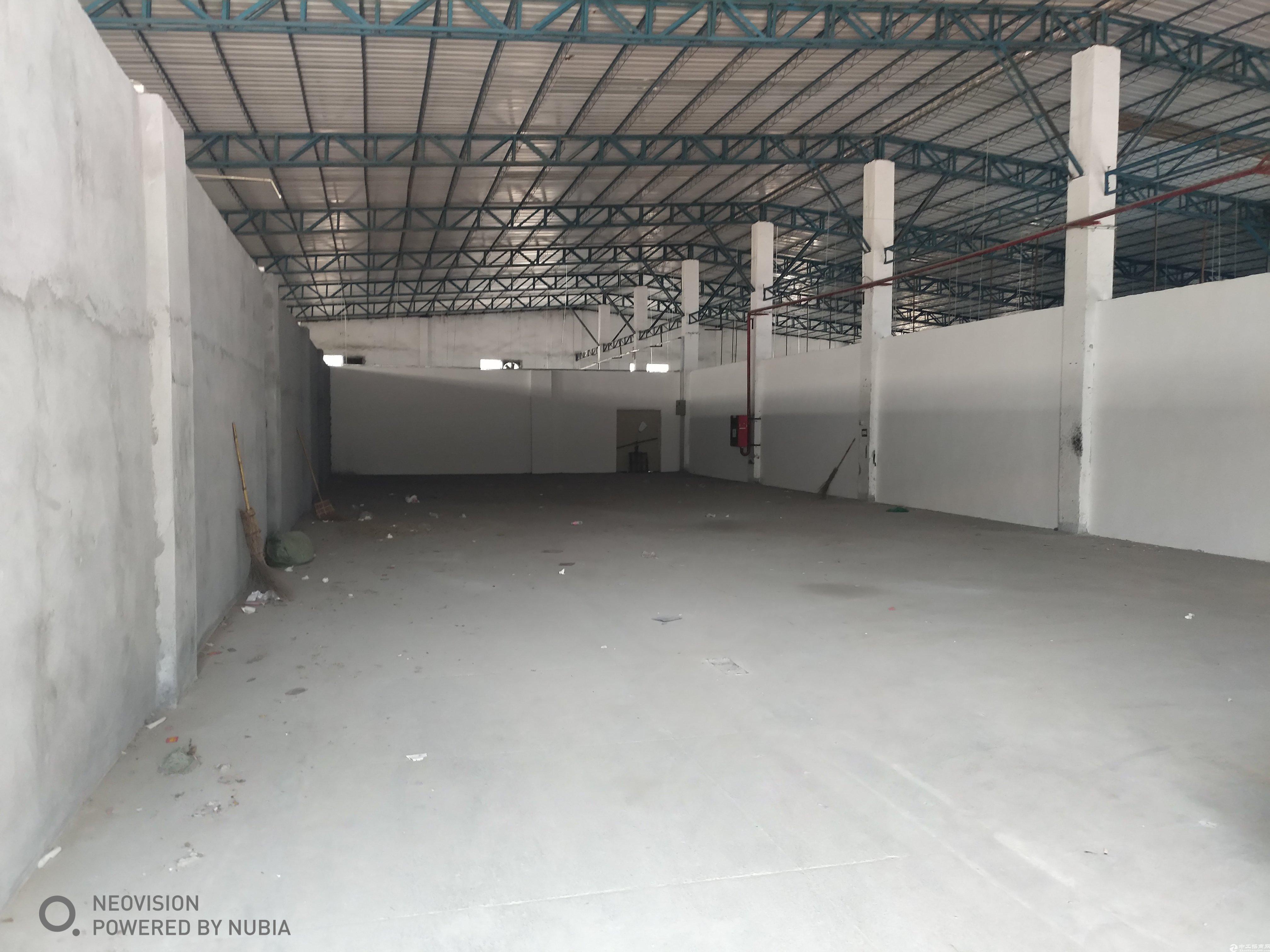 龙华500平钢构仓库招租,可做电商仓库,配送等行业