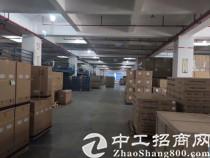 龙岗宝龙新出一楼3500平仓库厂房出租带卸货平台,可分租