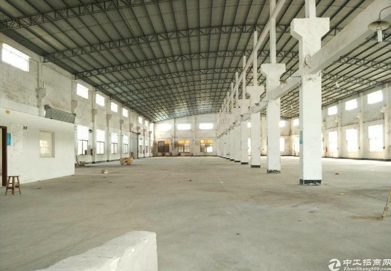 工业区,5800方重工厂房,有牛腿,可办环评
