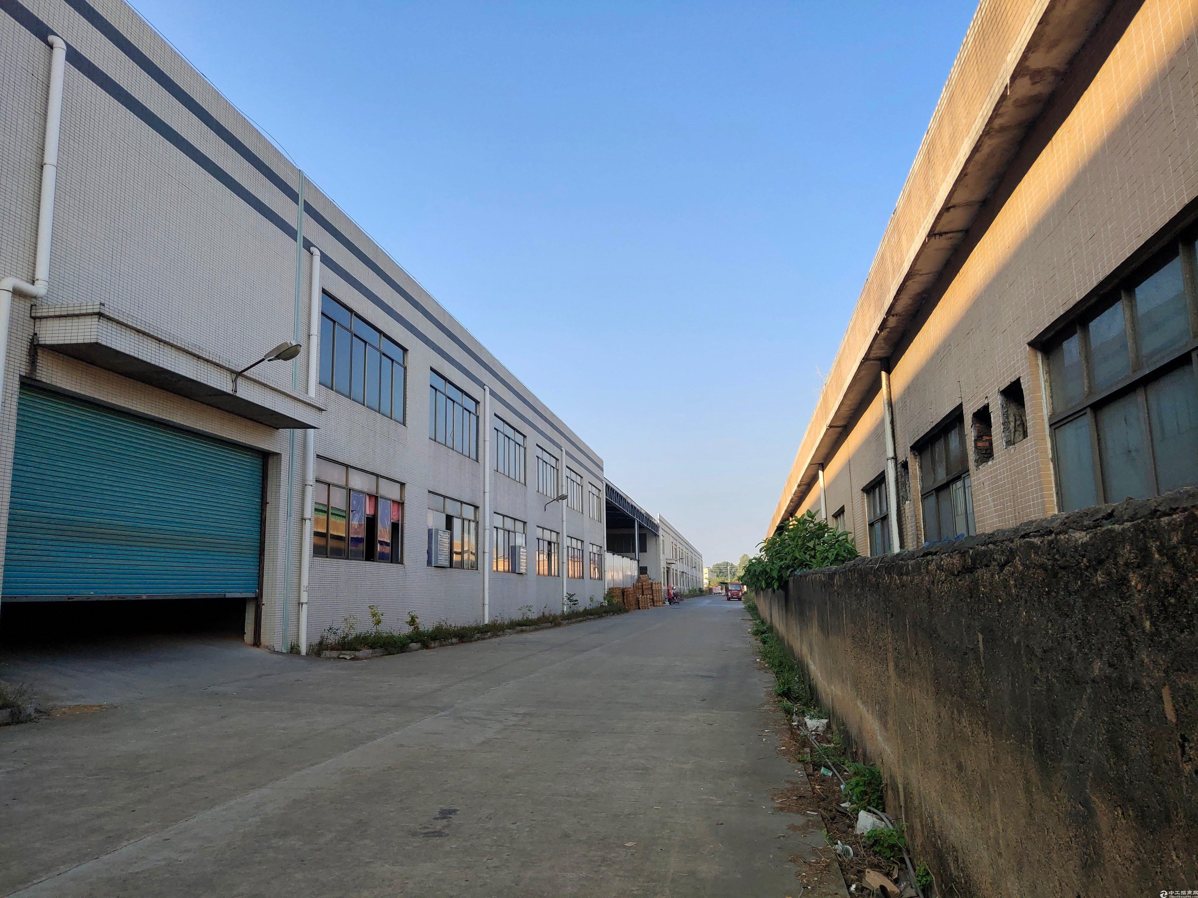 红本厂房惠州市惠东占地面积100000平米厂房出售