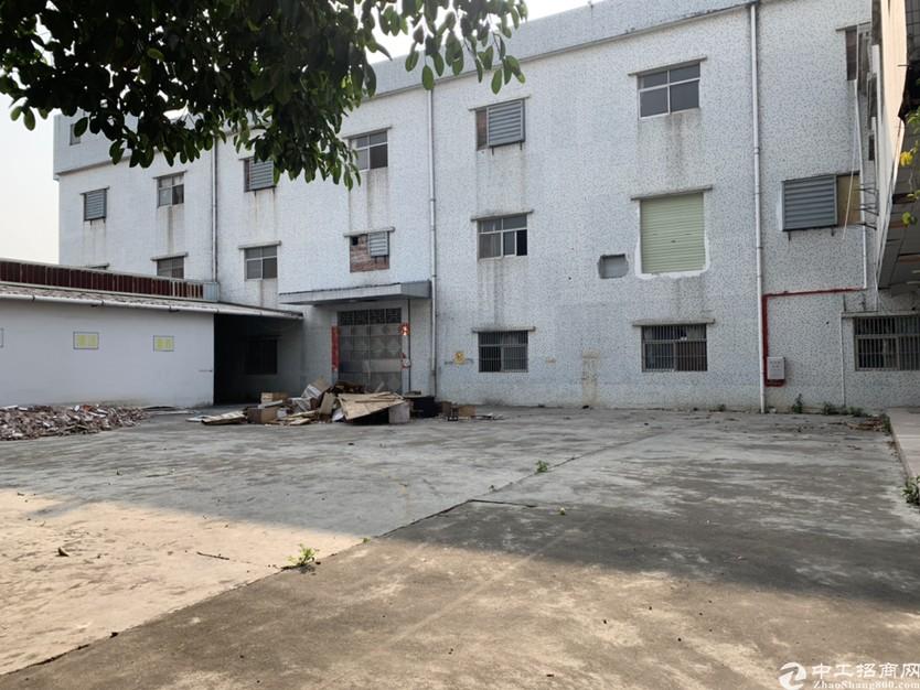 惠阳秋长标准厂房楼上800平方带有办公室装修出租行业不限