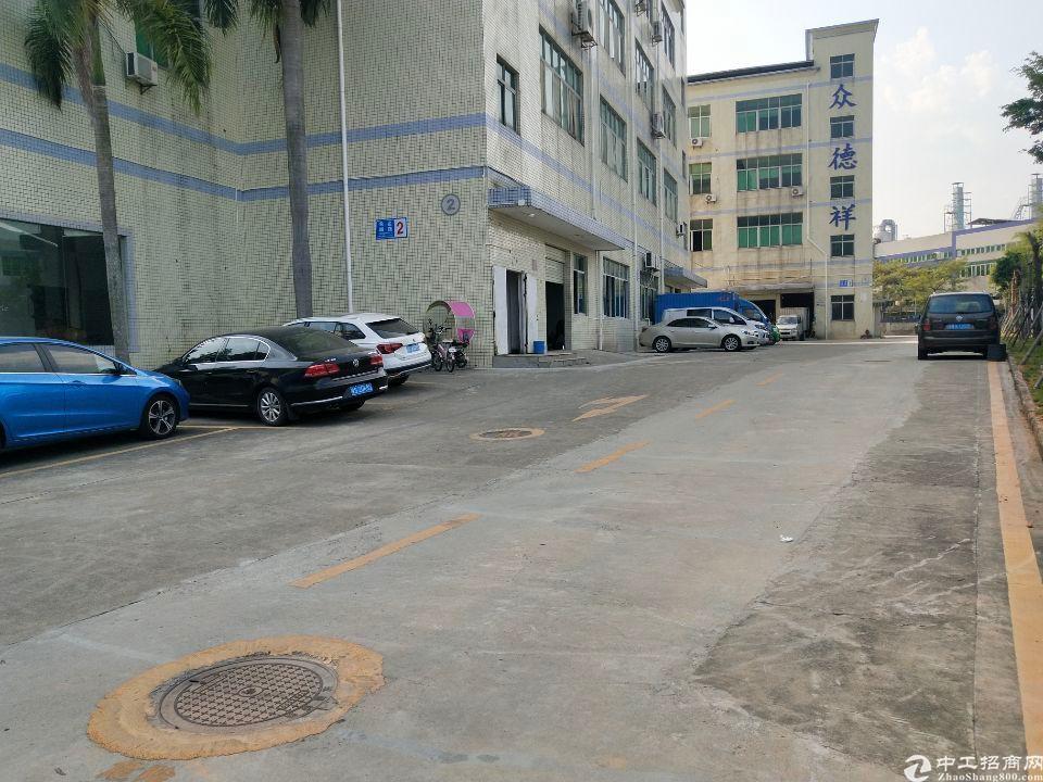 坪山六联新出原房东一楼300平方出租。