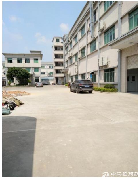 东莞清溪国有双证独院建筑7000厂房出售
