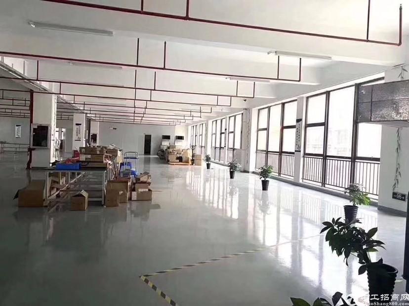 横岗地铁站900平厂房招租,精装20一平,无转让费