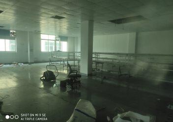 坂田厂房出租二楼1100平方带装修办公仓库生产车间出租图片1