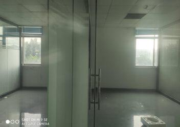 坂田厂房出租二楼1100平方带装修办公仓库生产车间出租图片4