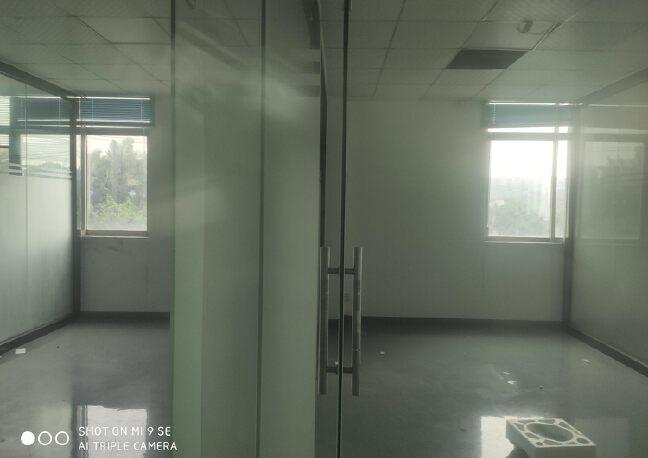 坂田厂房出租二楼1100平方带装修办公仓库生产车间出租