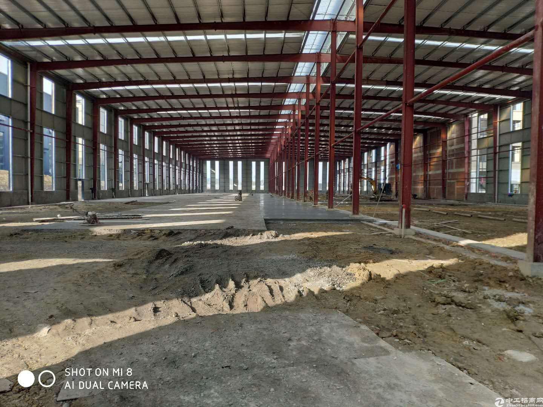 1000-5000平层高12米带20吨行车标准厂房-图2