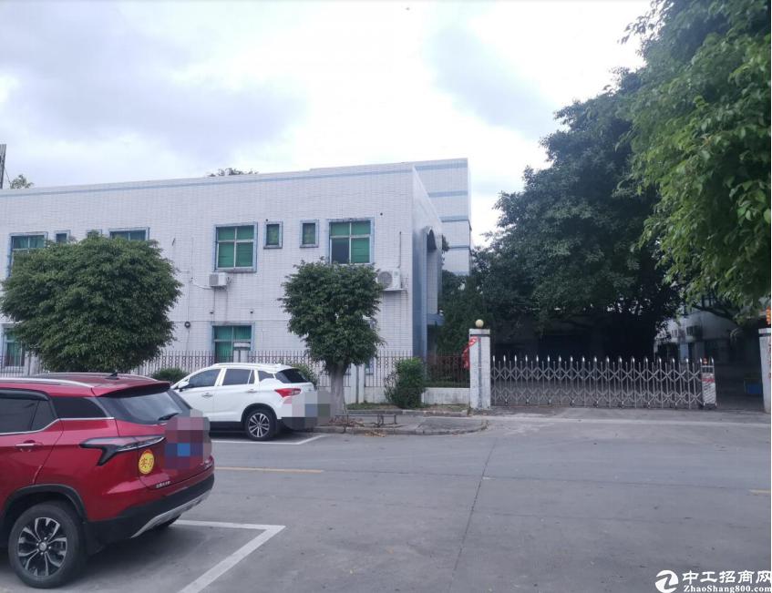 稀缺国有双证厂房出售建筑面积6600平方米