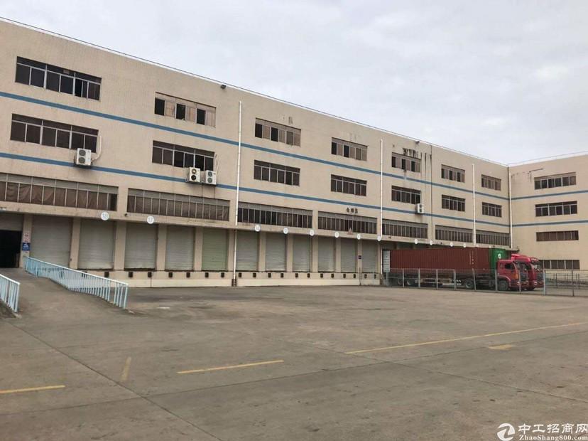 沈海高速出口16890平米红本厂房仓库出租