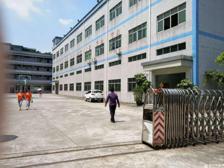 坪山高速路口占地5000平方的独门独院厂房