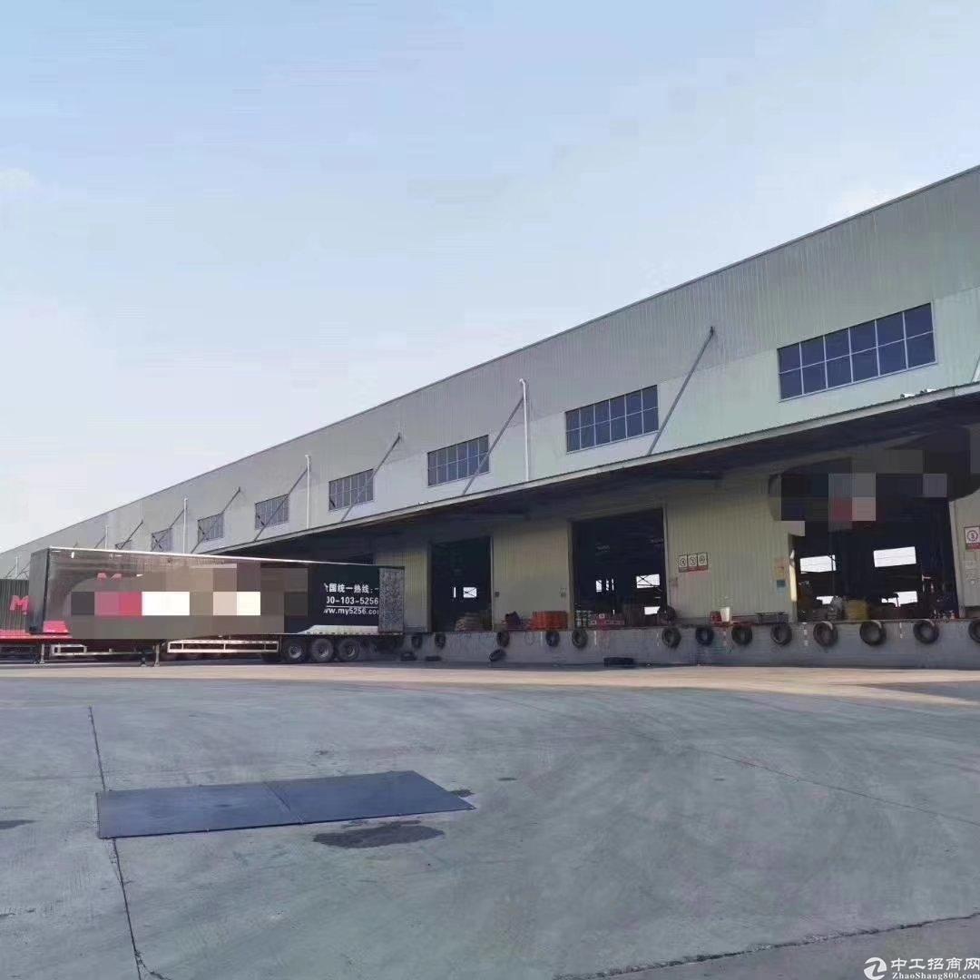 布吉新出单一层钢构15000平独院厂房出租物流仓带卸货平台