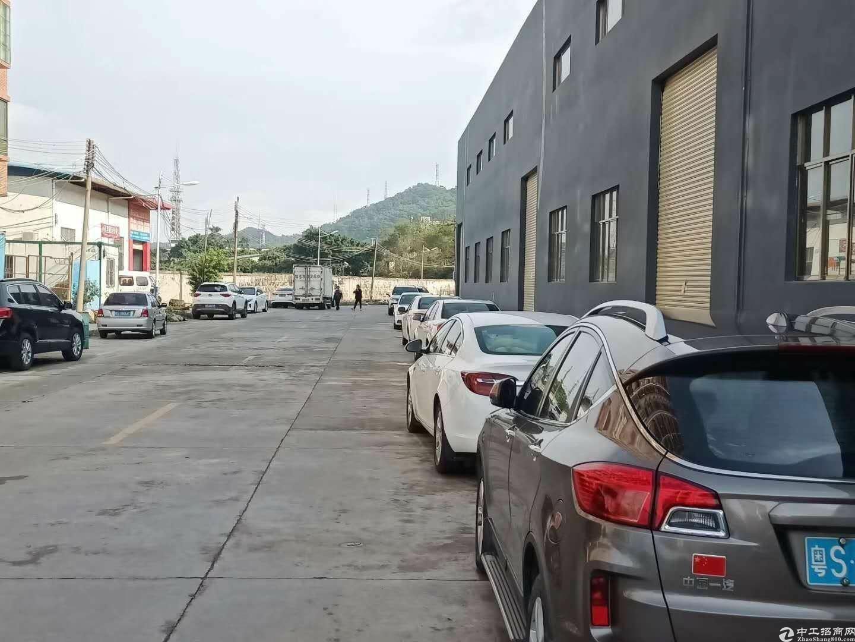 东莞新出原房东10米单一层钢构8000方仓库出租