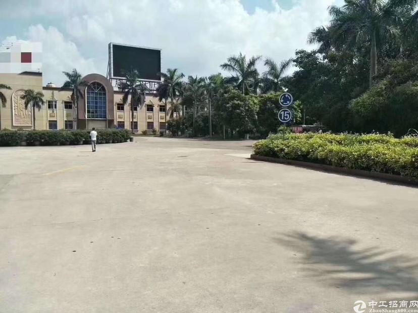 观澜福民800平米高度7米仓库出租