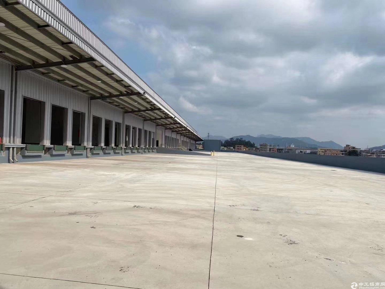 东莞仓库出租面积44000平方高度10米,有电动升降平台