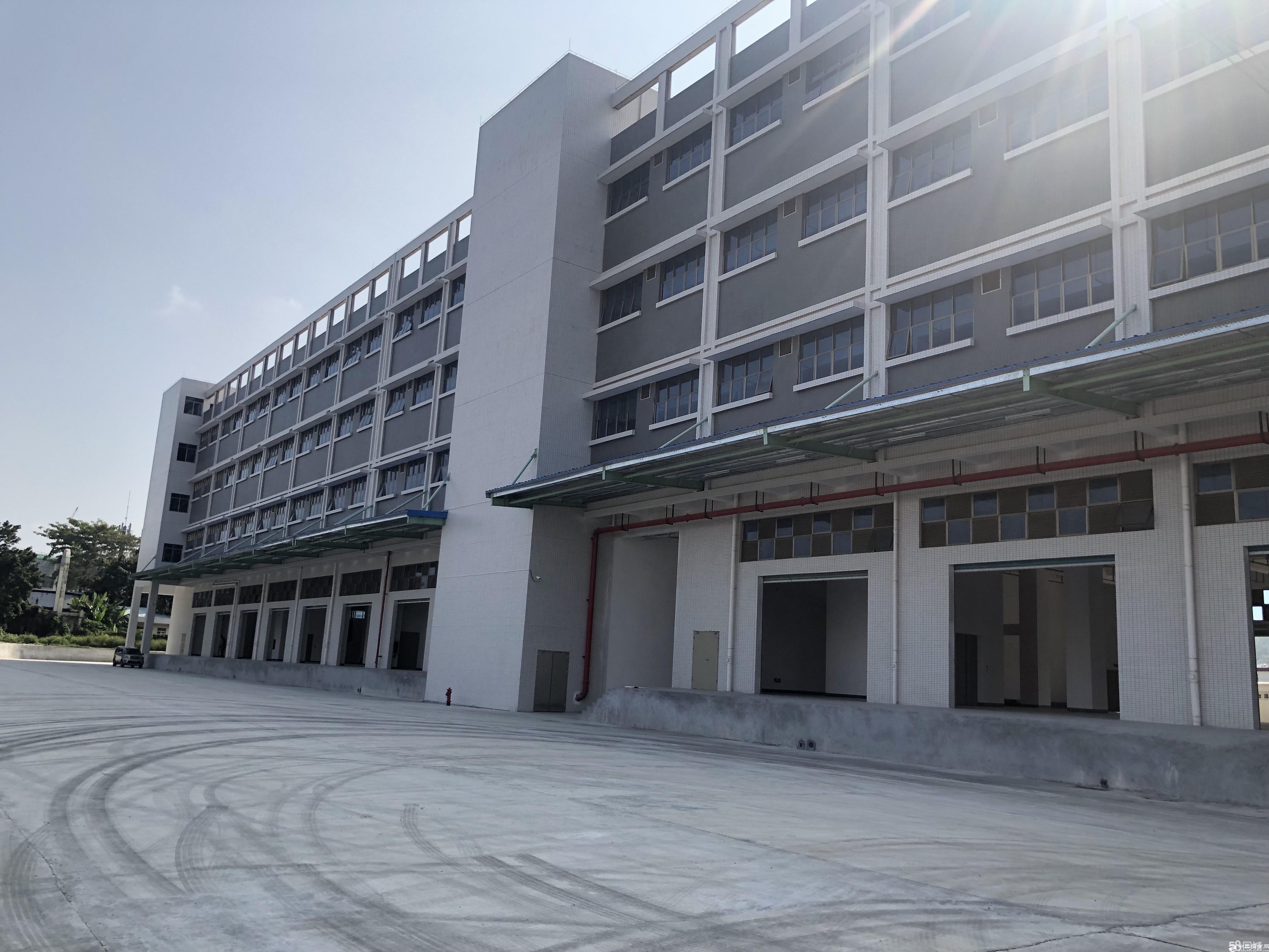 西丽电商仓库独门独院8000平可分租