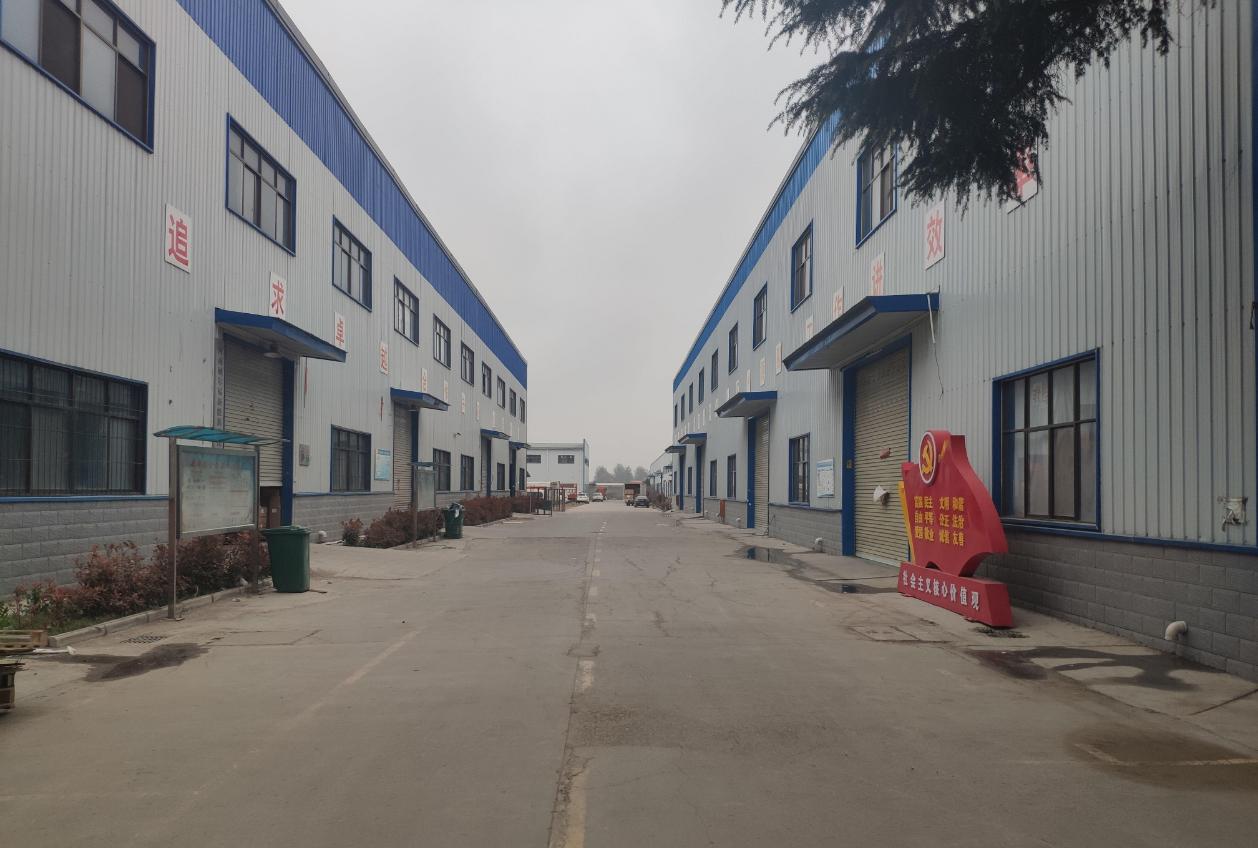 郑州和庄3000平标准化厂房出租,配套全,价格优