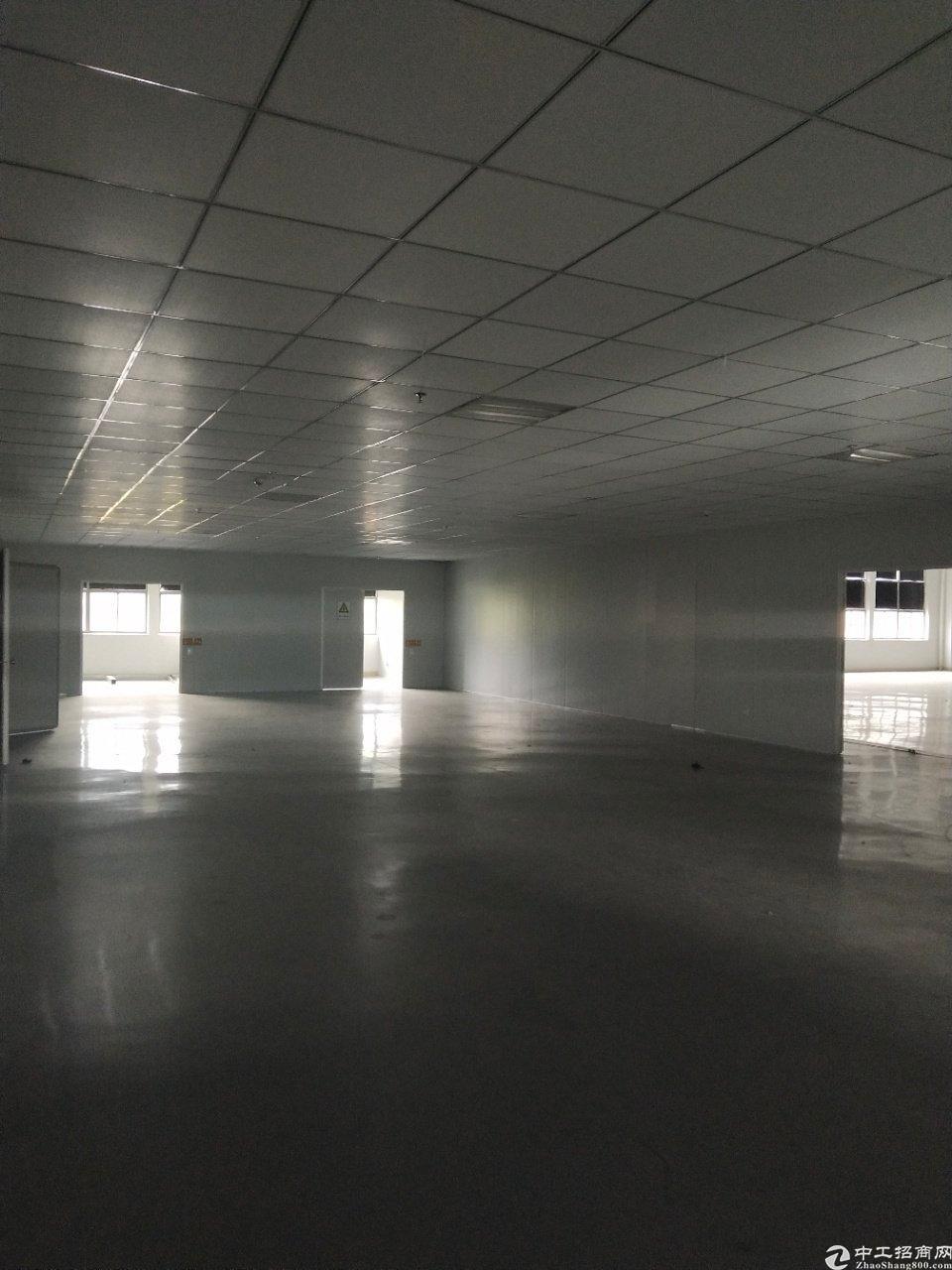 陈江千级无尘车间做口罩标准厂房1500平超低价出租