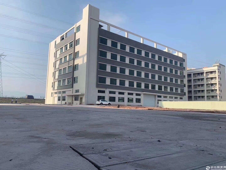 中山市西区投资年化率近10%国有双证红本厂房出售