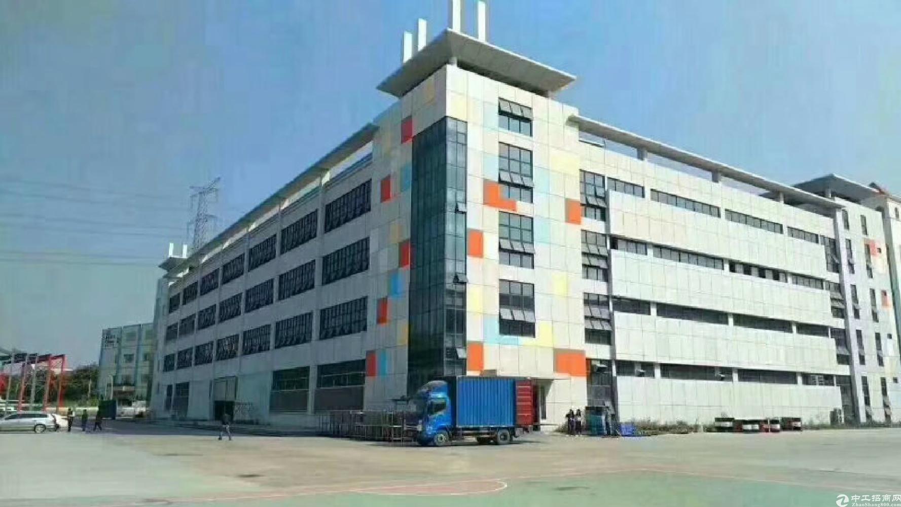 龙岗布吉3万平厂房仓库CNC厂房出租500起分形象好带装修