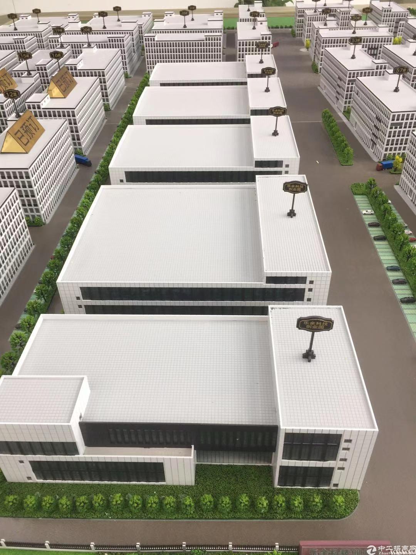 市场稀缺两层、三层半厂房,赠送超大露台