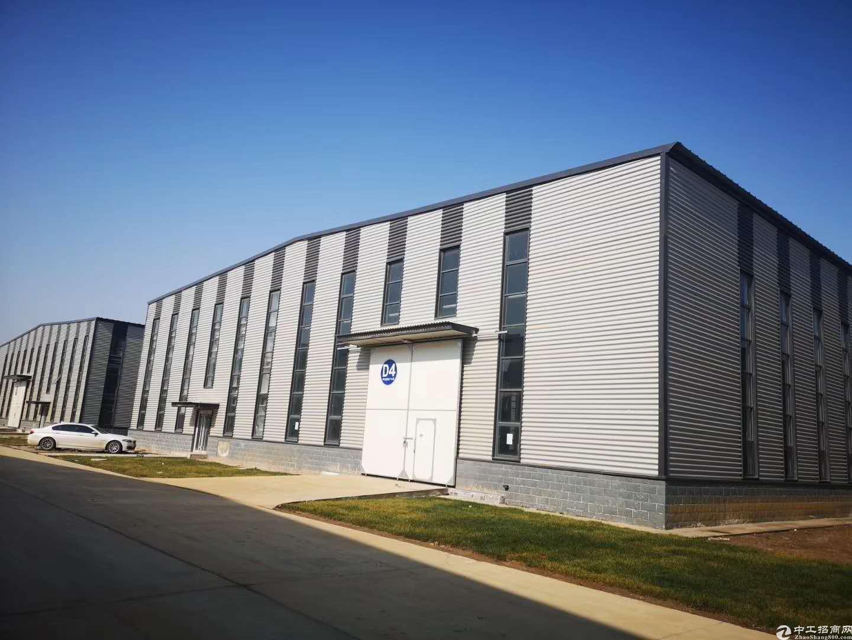 国科齐齐发旁,单一层厂房,可喷漆能贷款,两个高速出入口