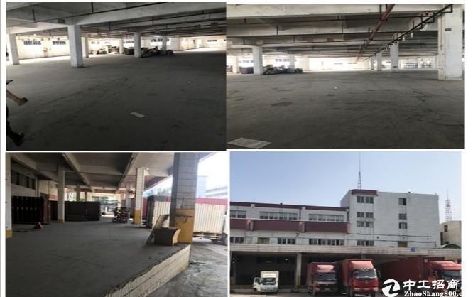 坪山六联仓库万博app官方下载6000平出租,带五吨货梯带卸货平台