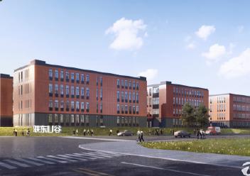 黄岛保税区层高8.1米独栋厂房出售可按揭做低首付图片6