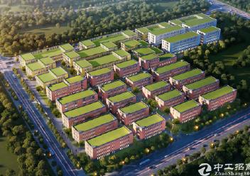 黄岛保税区层高8.1米独栋厂房出售可按揭做低首付图片7