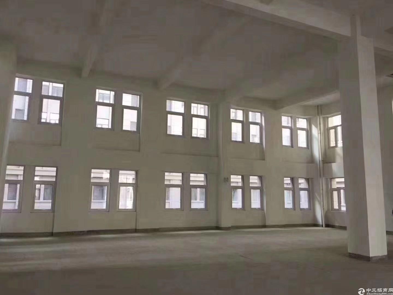 首付2成起!胶州少海独栋厂房,7.2米层高可环评