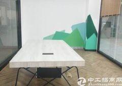 福永地铁口精装木制地板办公室800㎡招租