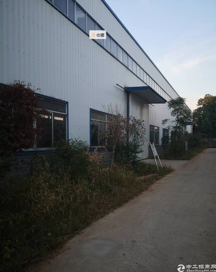安沙镇40亩独门独院厂房面积14000平方出售