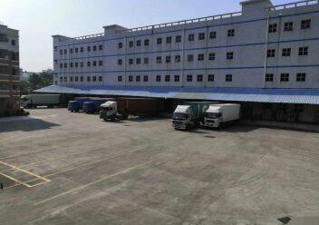 龙华民治近深圳北一楼3000平物流仓库厂房出租卸货平台空地大图片2