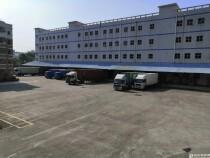 龙华民治近深圳北一楼3000平物流仓库厂房出租卸货平台空地大