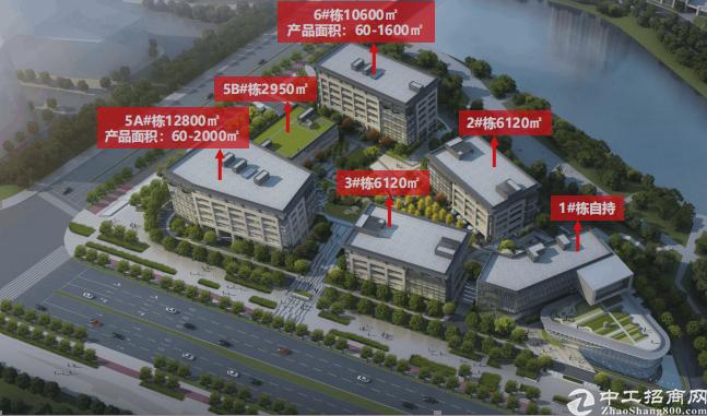 亿达中建·智慧科技城1楼70平米出售