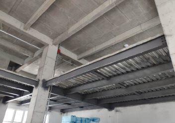 独栋1600平。挑高7.8米,首付俩层,图片8