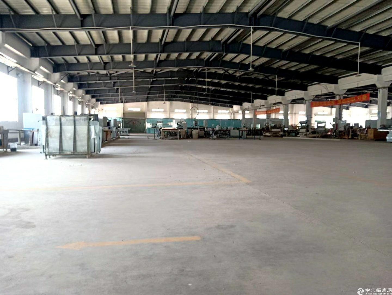 惠阳区镇隆镇全新独院钢构出租2600平米