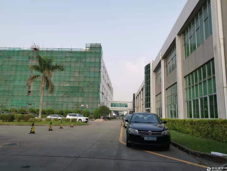 坪山高铁站附近原房东出租长30米680平米仓库出