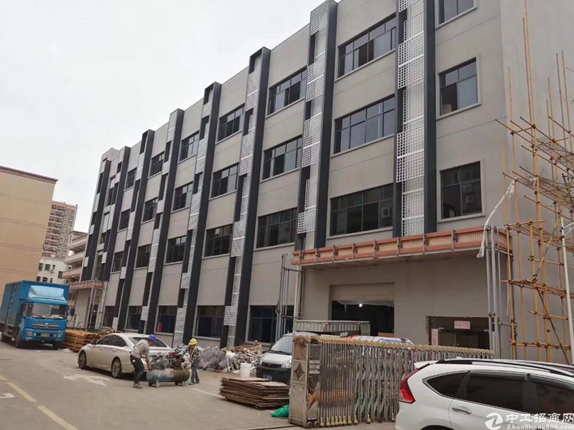 龙华大浪原房东工业园独门独院仓库厂房出租6480平
