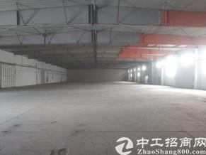 工业园区仓库租赁,甪直6100平米