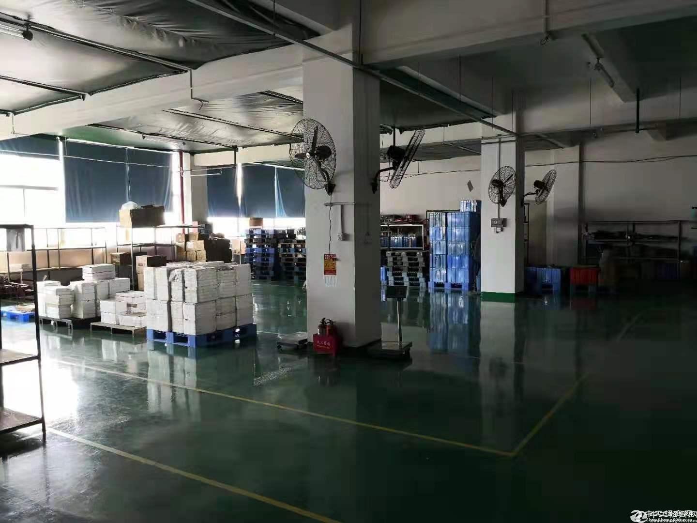 公明玉律第二工业区原房东独院5000平米实际面积招租.-图5