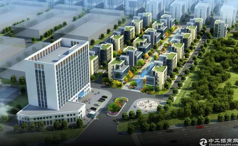 超高性价比全新标准厂房位于永州经开区中心段