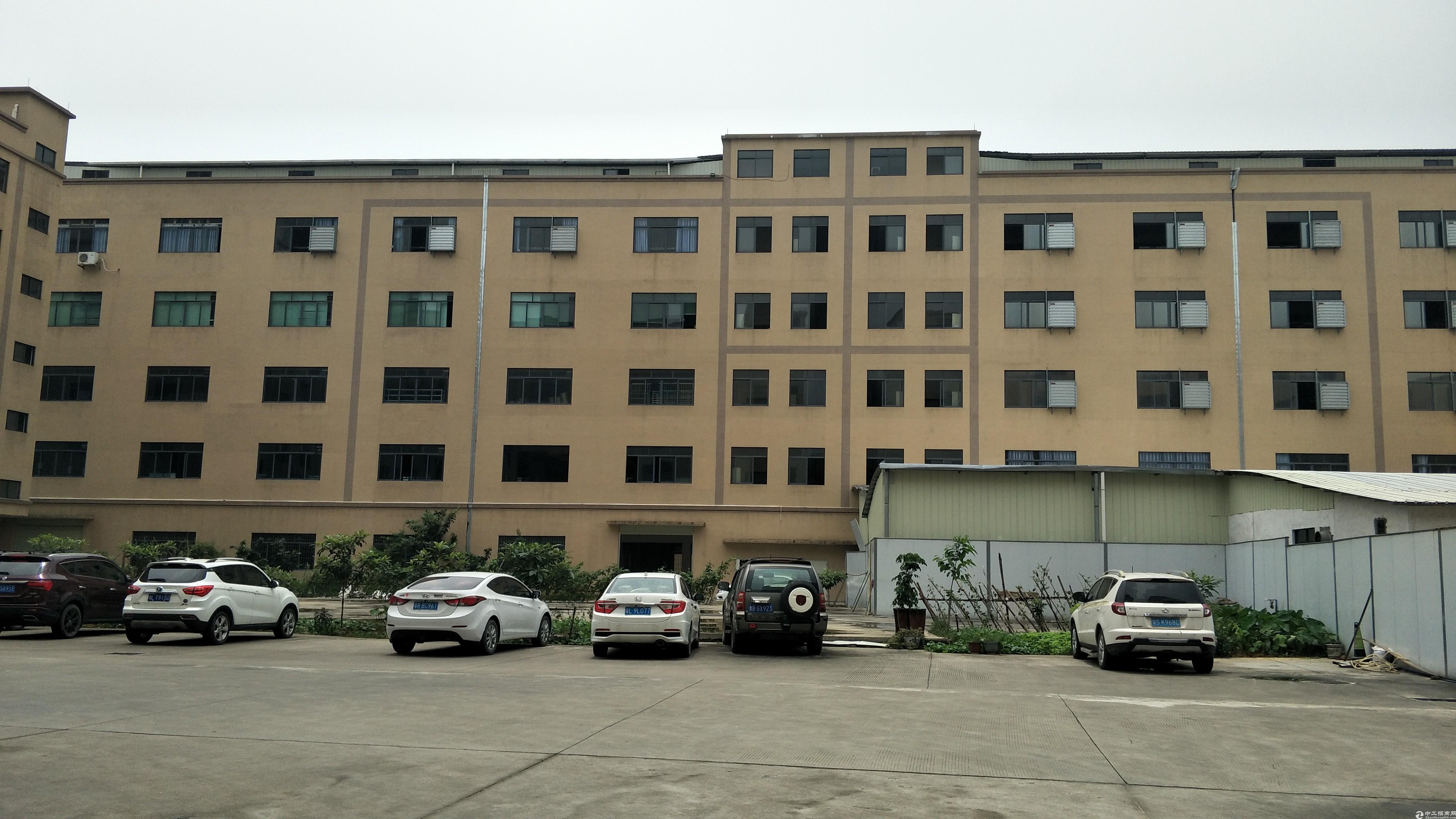 广州增城占地4700㎡建筑2500㎡全新国有双证厂房出售-图4