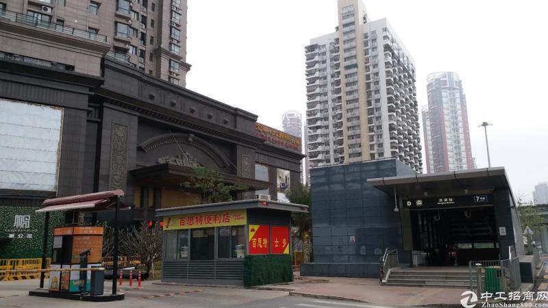 罗湖区文锦路地铁口三层商业出售